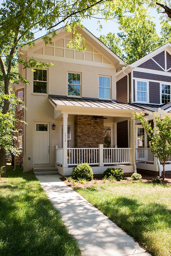 Homes for sale in the 12th South area of Downtown Nashville