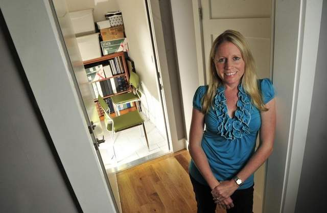 Odd Things Used As Storm Shelter : Storm safe rooms grow more popular with homeowners in