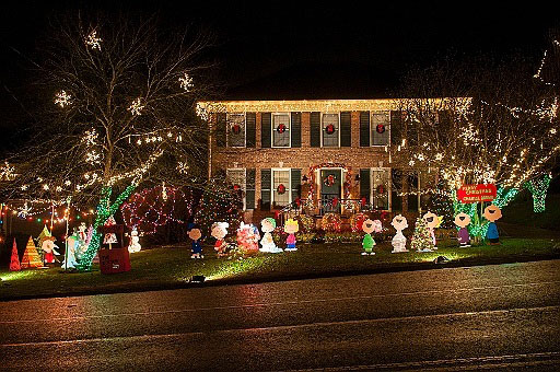 Franklin Tennessee Christmas Tour Of Homes