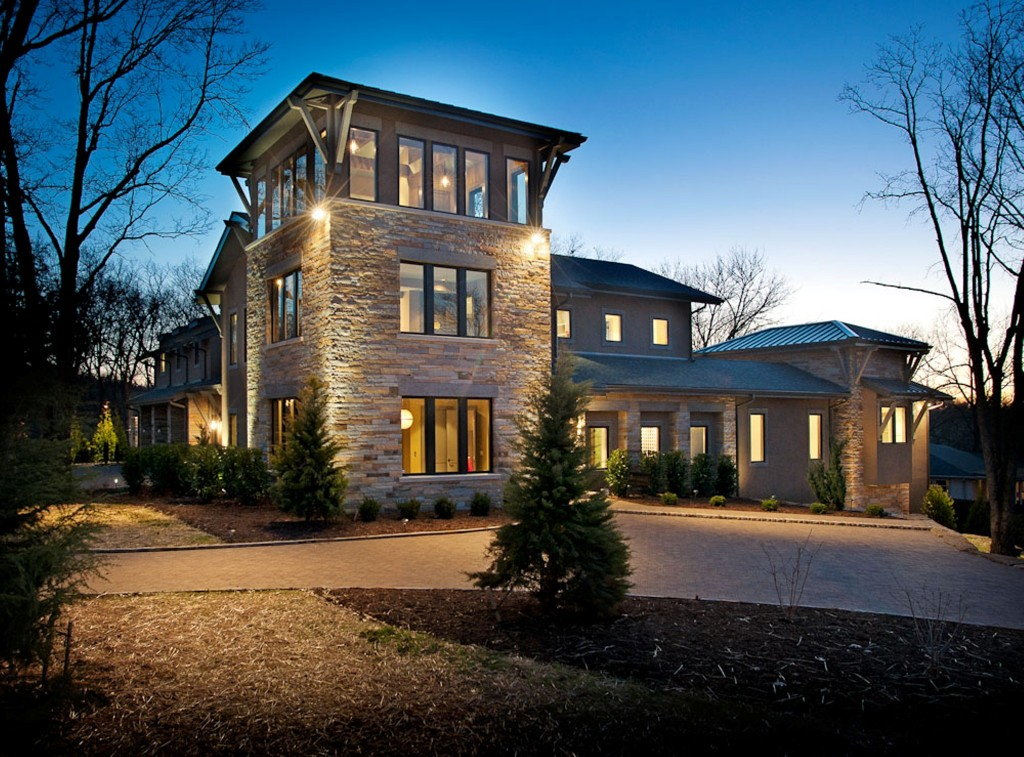 Custom Built Luxury Home For Sale In Nashville