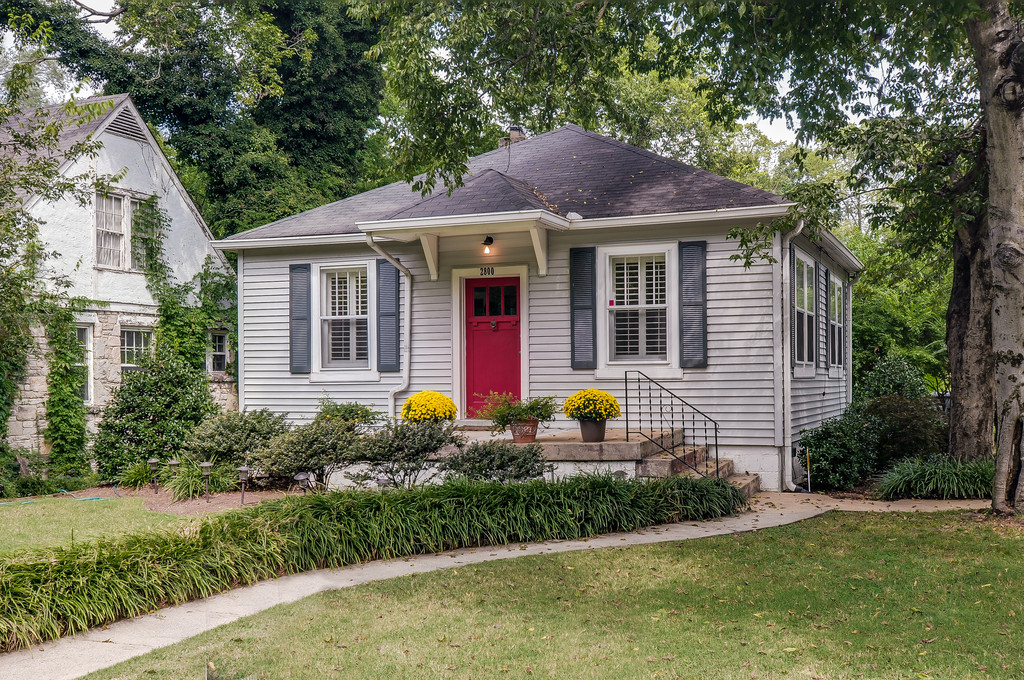 Delightful Hillsboro Village Cottage with Loads of Curb Appeal