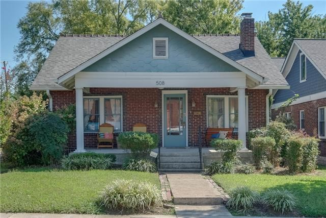 Bungalow at 508 Russell Street near the Titans stadium.