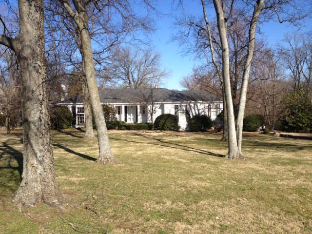 Significant Home Sales in Nashville during 2015