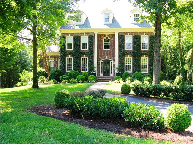 Nashville's Significant Home Sales in 2015