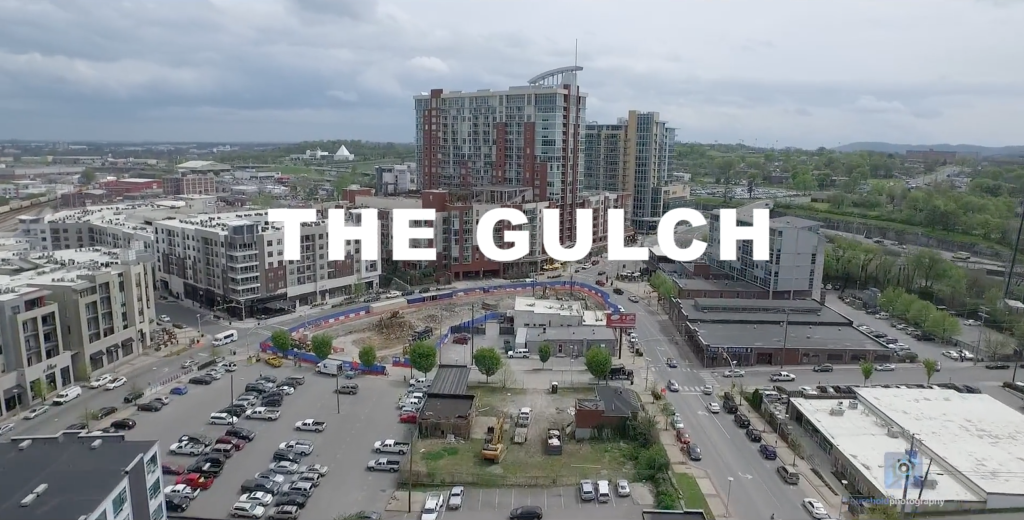 Where to Live in Nashville: Video of The Gulch
