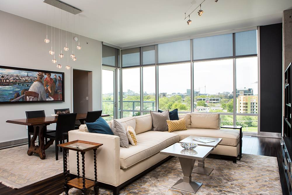 3 Beautiful High Rise Condos For Sale In Nashville