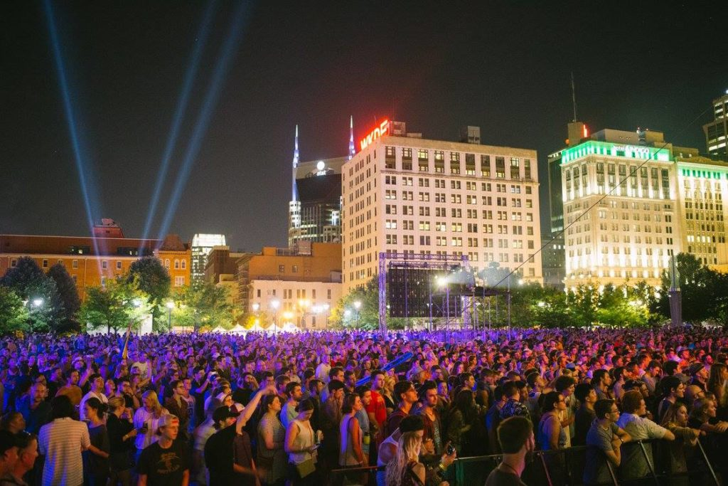 Labor Day 2016: September 1-3 Live on the Green finale weekend